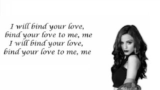 Bind Your Love Cher Lloyd