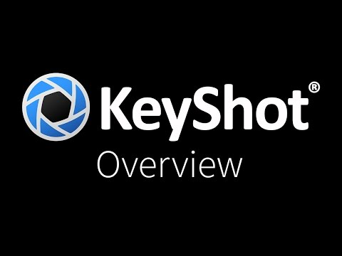 KeyShot Rendering and Animation Overview