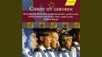 Kolenden, Polnische Weihnachtslieder: Gestern abend, Brueder