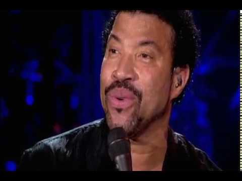Lionel Richie en vivo Paris   Hello