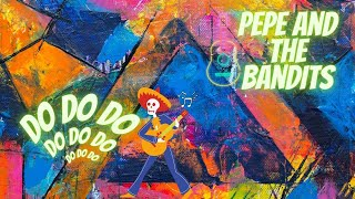 Psychedelic electronic trance mix EDM Abstract Dance Music Video -  Do Do Do by Pepe and the Bandits