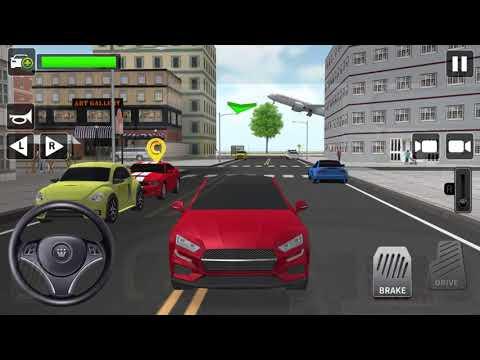 시티 택시 운전: 재미있는 3D 자동차 드라이브 시뮬레이션 게임 2020 홍보영상 :: 게볼루션