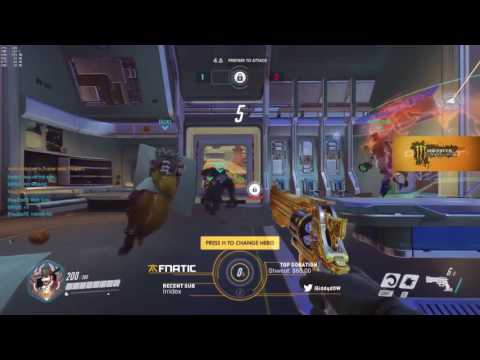 Overwatch IDDQD as Mccree With 51 Elims on Nepal