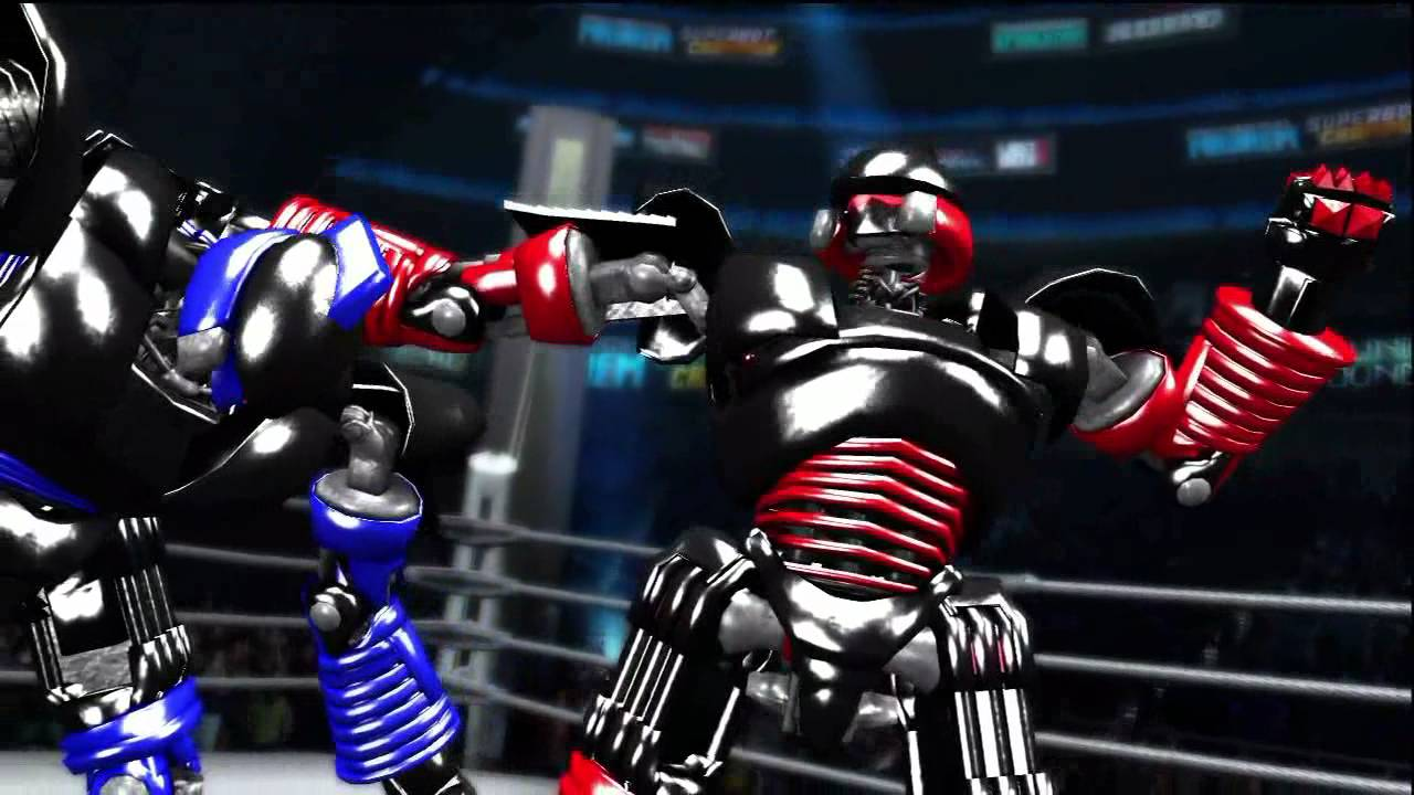 Real Steel Montage Xbox 360 Hd 720p Youtube