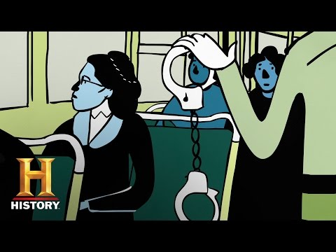"""Most Defiant Moment"": Rosa Parks (Episode 18) 