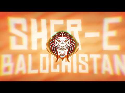 SomeWhatSuper & Sami Amiri - SHER -E- BALOCHISTAN (Official Audio)