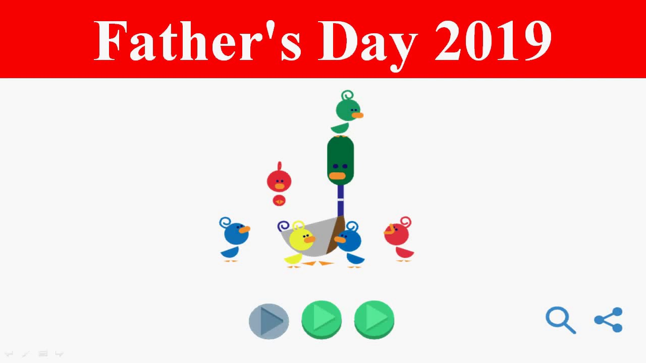 Father's Day 2019 (Multiple Countries)