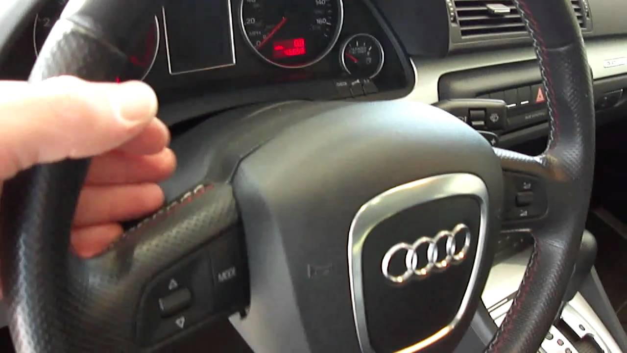 2006 audi a4 s line 2 0t quattro for sale at trend motors used car center in rockaway nj youtube. Black Bedroom Furniture Sets. Home Design Ideas
