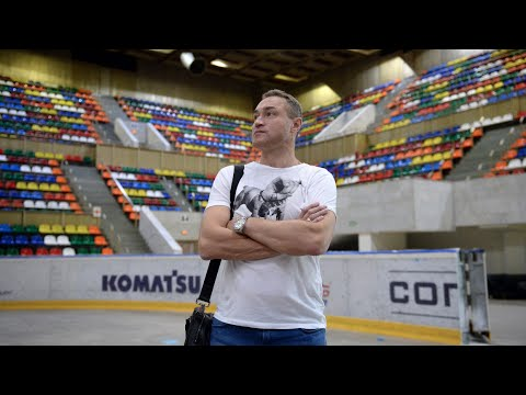 Видео: Делегация Спартака посетила МСА Лужники