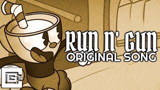 "Baixar CUPHEAD SONG ▶ ""Run n' Gun""   CG5"