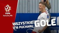 GOLE z 1/16 FINAŁU | Magazyn TOTOLOTEK Pucharu Polski 2019/20
