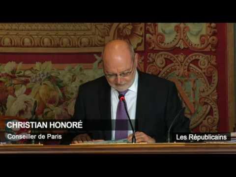 Christian Honoré interpelle la Maire de Paris sur la sécurité du quartier Grandes Carrières