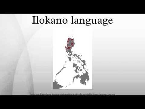 Ilokano language