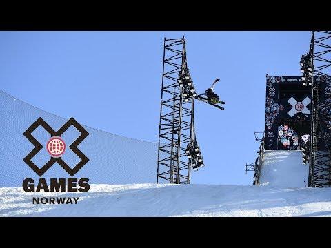 Women's Ski Big Air: FULL BROADCAST | X Games Norway 2018