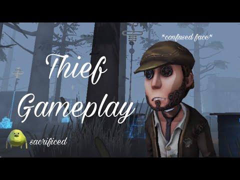 Sacrificing Myself For The Team😔/ Thief Gameplay/ Identity V