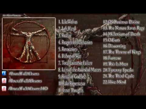 Brutal Full Albums - Technical Death Metal & Technical Deathcore (COMPILATION HD)