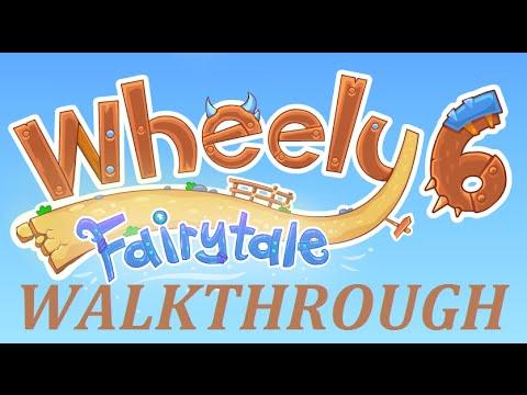 wheely walkthrough level 12