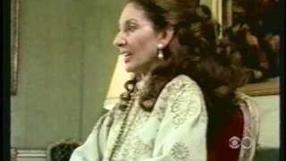 Maria Callas- Mike Wallace Interview- Part 1