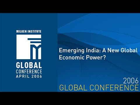 Emerging India: A New Global Economic Power?