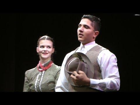 Anna és Szabolcs - Viski csárdás és friss