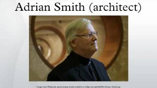 Adrian Smith (architect)