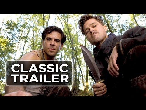 Inglourious Basterds Official Trailer #1 - Brad Pitt Movie (2009) HD Mp3