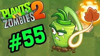 Plants Vs Zombies 2 Tập 55 - Wasabi Cải Ngựa Cực Bá - Hoa Quả Nổi Giận 2 Android, Ios