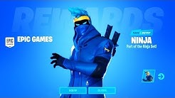 How To Get the NINJA SKIN for FREE in Fortnite Chapter 2! (Fortnite Free Skins)