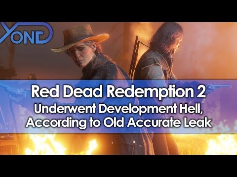 Red Dead Redemption 2 Underwent Development Hell, According to Old Accurate Leak