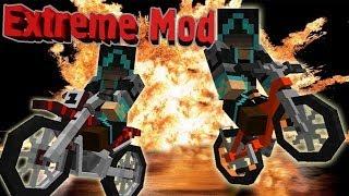 Экстрим Мод :D Обзор Мода Minecraft (PokeCycle) № 81(Мод добавляет новые экстремальные виды спорта! Среди которых есть BMX , спортивный велосипед , Мотоцикл (Санч..., 2013-12-28T09:19:28.000Z)