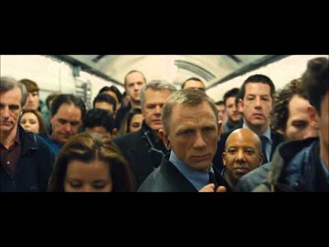 Skyfall - London Underground