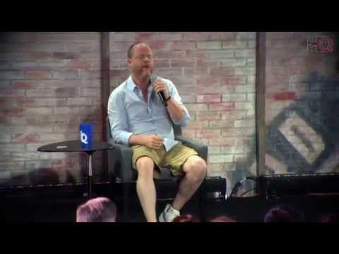 Nerd HQ 2016: A Conversation with Joss Whedon