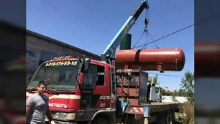 Автономное газоснабжение Краснодар, Автономная газификация, газгольдер