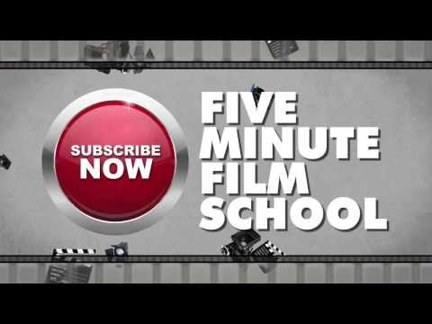 Introduction to Five Minute Film School