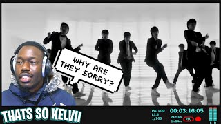 SUPER JUNIOR 슈퍼주니어 '쏘리 쏘리 (SORRY, SORRY)' MV | REACTION