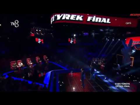 Mükemmel Rap O Ses Türkiye De Jüri şok !!