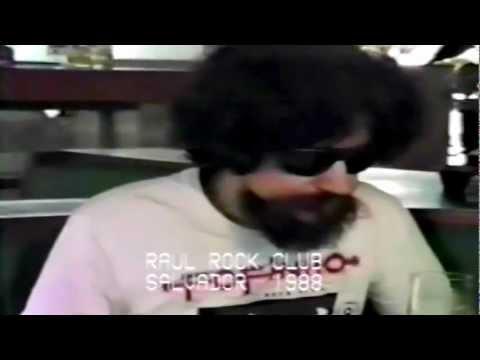 Raul Seixas - (Entrevista Hotel Bahia 1988)