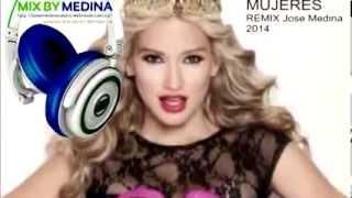 Fanny Lu feat Jose Medina   Mujeres remix 2014