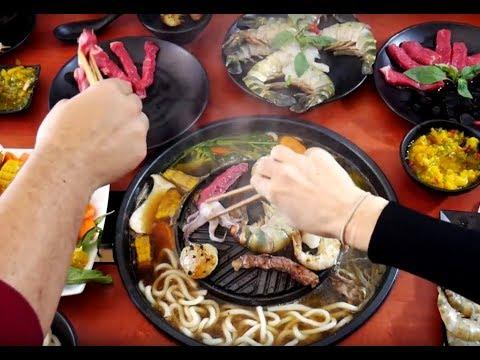 Xmas Dinner mit TomYang BBQ – Original Thai Grill & Hot Pot