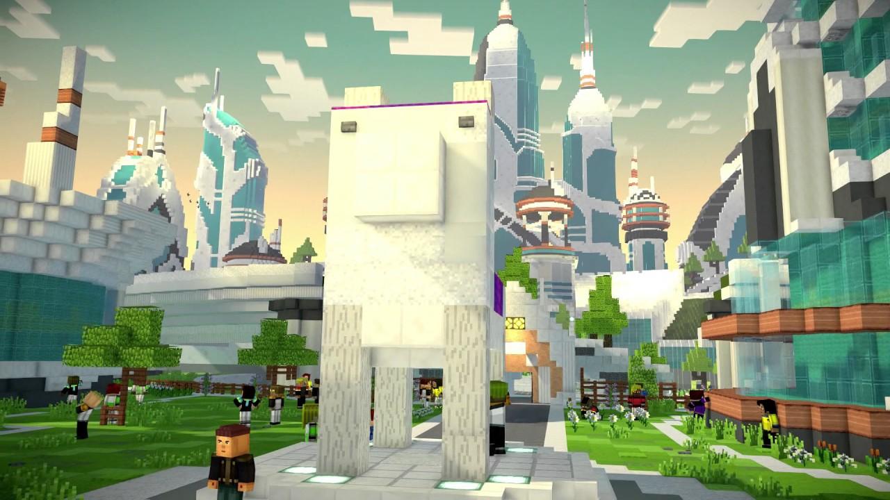 Minecraft: Story Mode - Season Two 1 11 APK + OBB (Data File