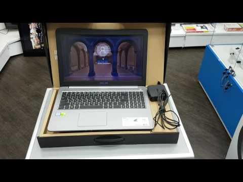 Обзор ноутбука Asus K501UQ DM036T