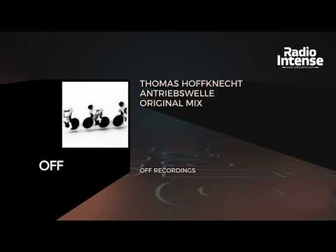 Premiere: Thomas Hoffknecht - Antriebswelle Original Mix) [Off Recordings] // Techno