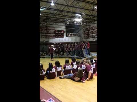 Bragg Middle School Choir