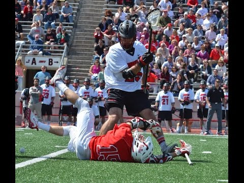 This is OWU Lacrosse