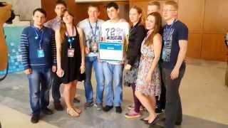 Победители Фонда В.Потанина 2014 года фотография на память