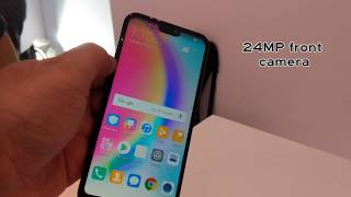 Huawei P20 Lite: First Look | Hands on | India | Price Hindi [हिन्दी]