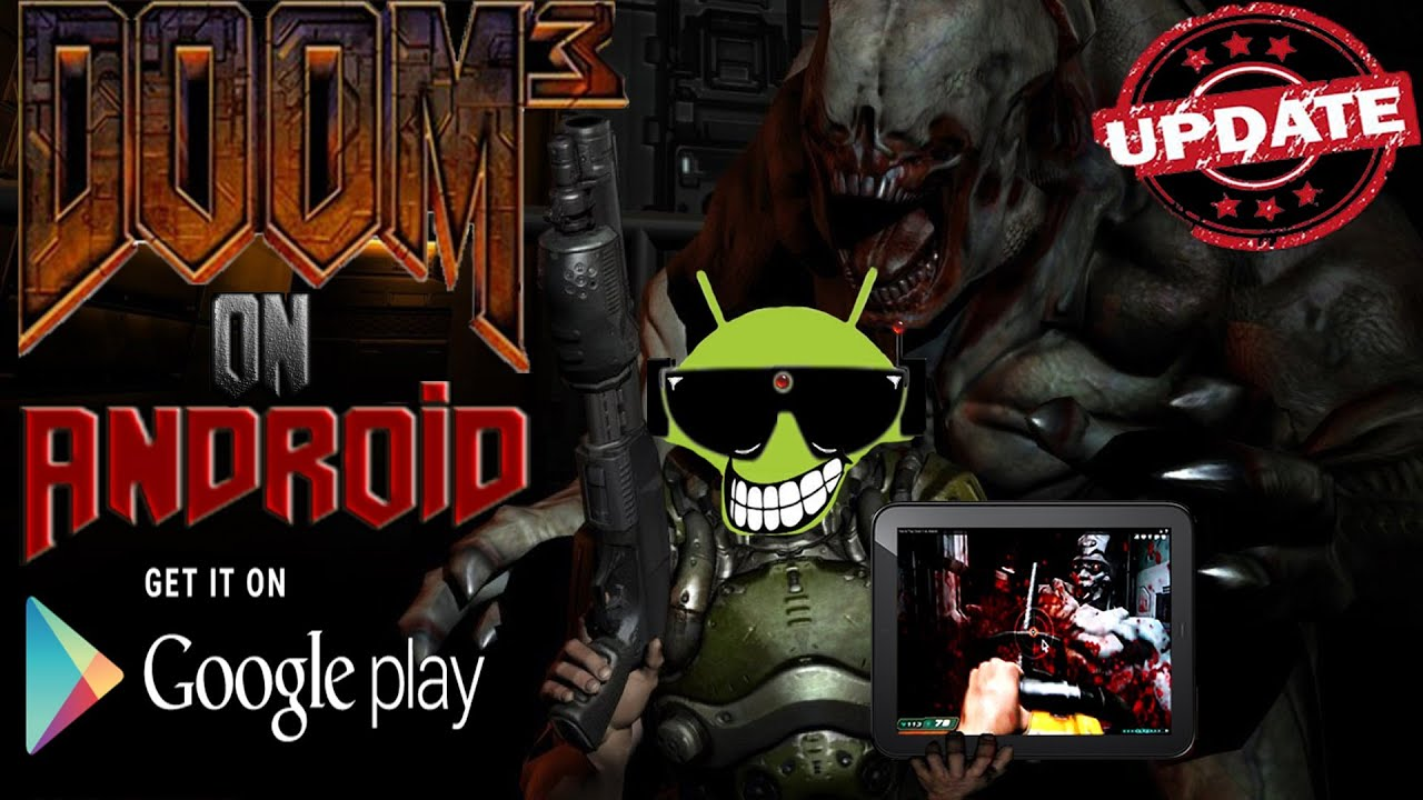 How to Play Quake 1,2,3, RTCW and Doom3 on A… | HP TouchPad