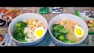 Ramen Noodles Vs Udon Noodles Review