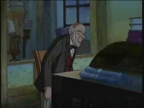 richard williams a christmas carol 1971 animated