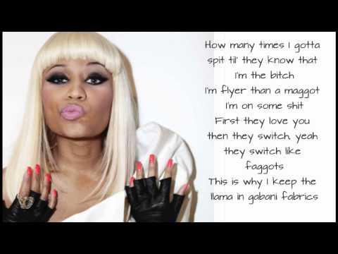 Nicki Minaj - Dead Wrong (Tribute To Biggie Smalls)